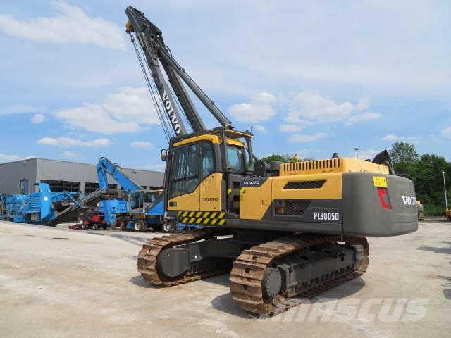 Caterpillar Volvo PL3005D PipeLayer