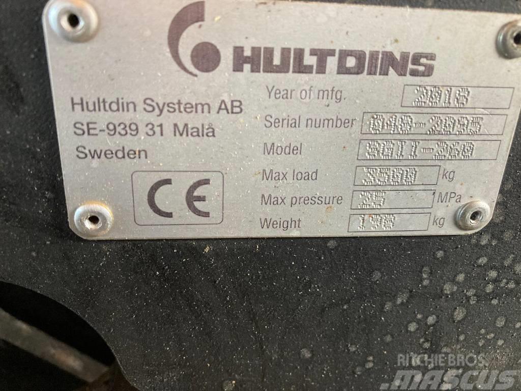 Hultdins Greifer SG II-260