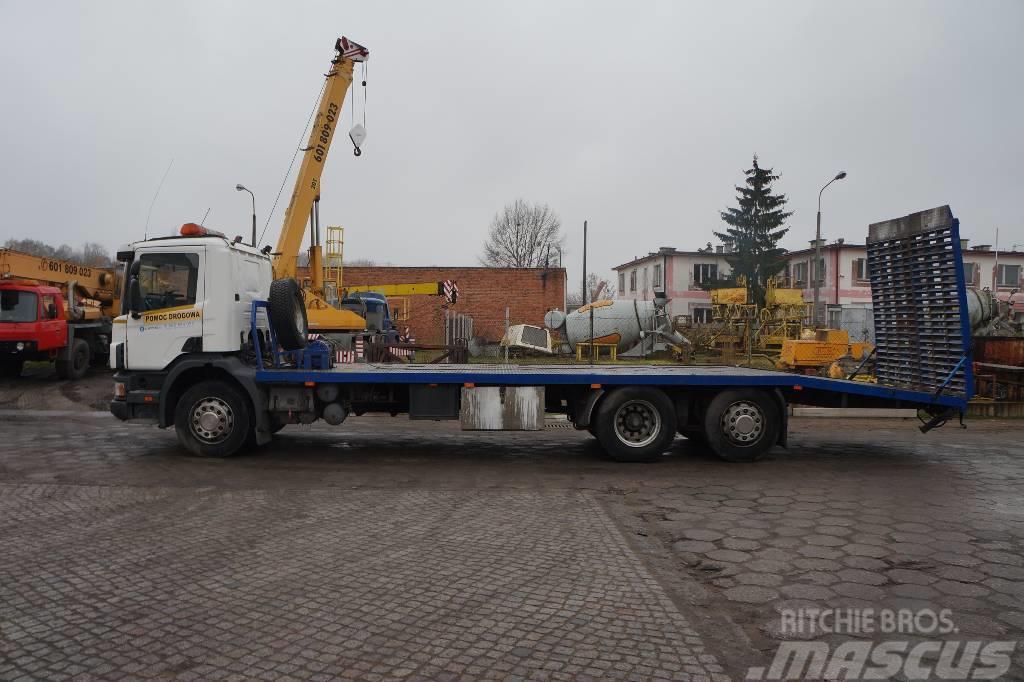 Scania P 124-420