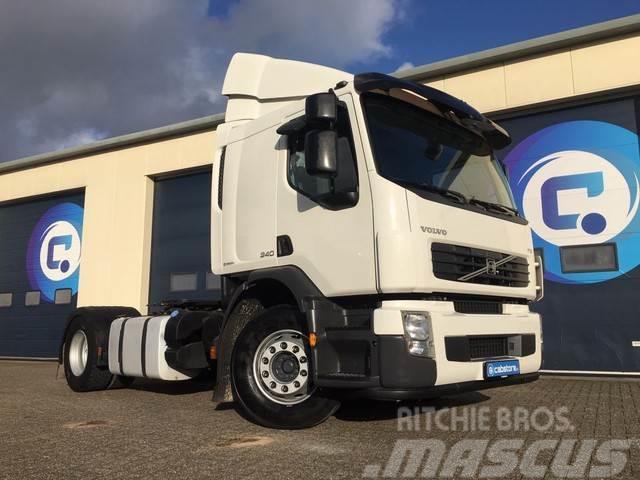 Volvo FE-340 4x2 Tractor MANUAL- Schaltgetriebe NL-Truck