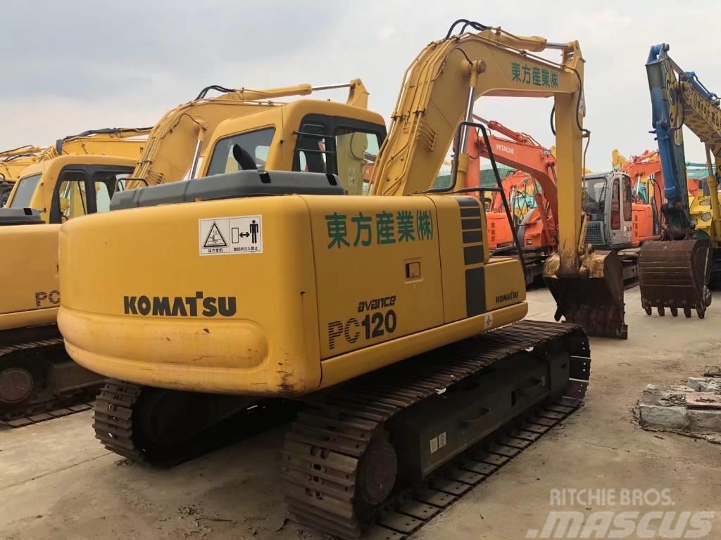 Komatsu PC120-6  PC200-6履带式挖掘机