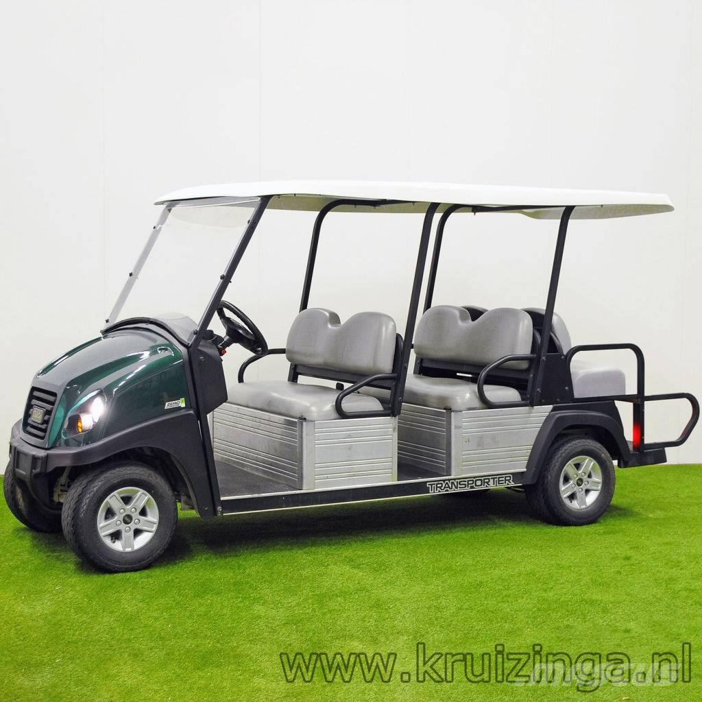 club car transporter golfwagen golfcart gebraucht kaufen. Black Bedroom Furniture Sets. Home Design Ideas