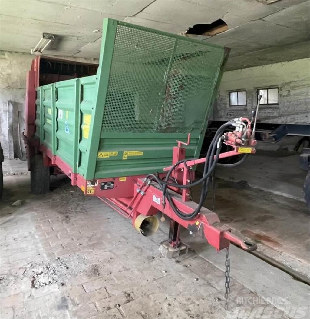 Hawe SVW Strohverteilwagen