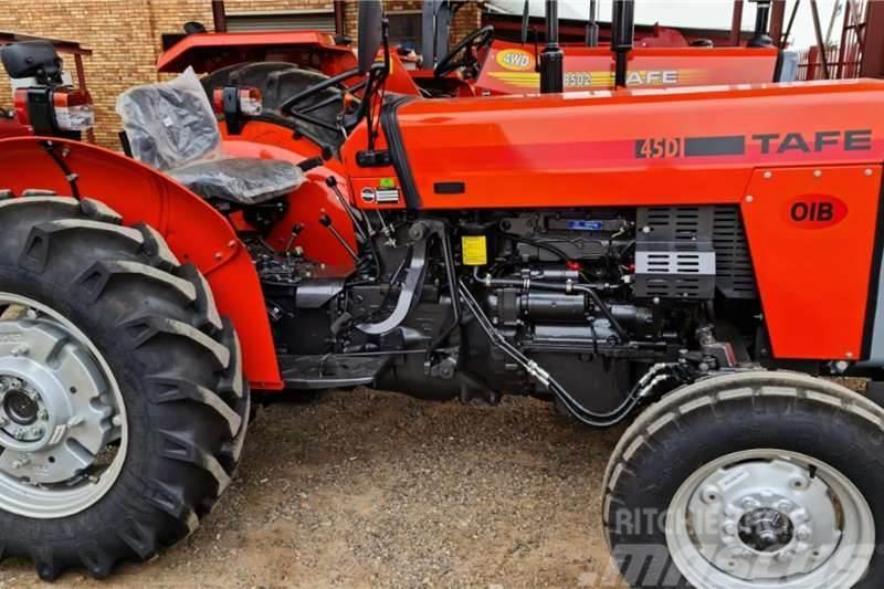 Tafe New Tafe 45 DI 2wd Tractors
