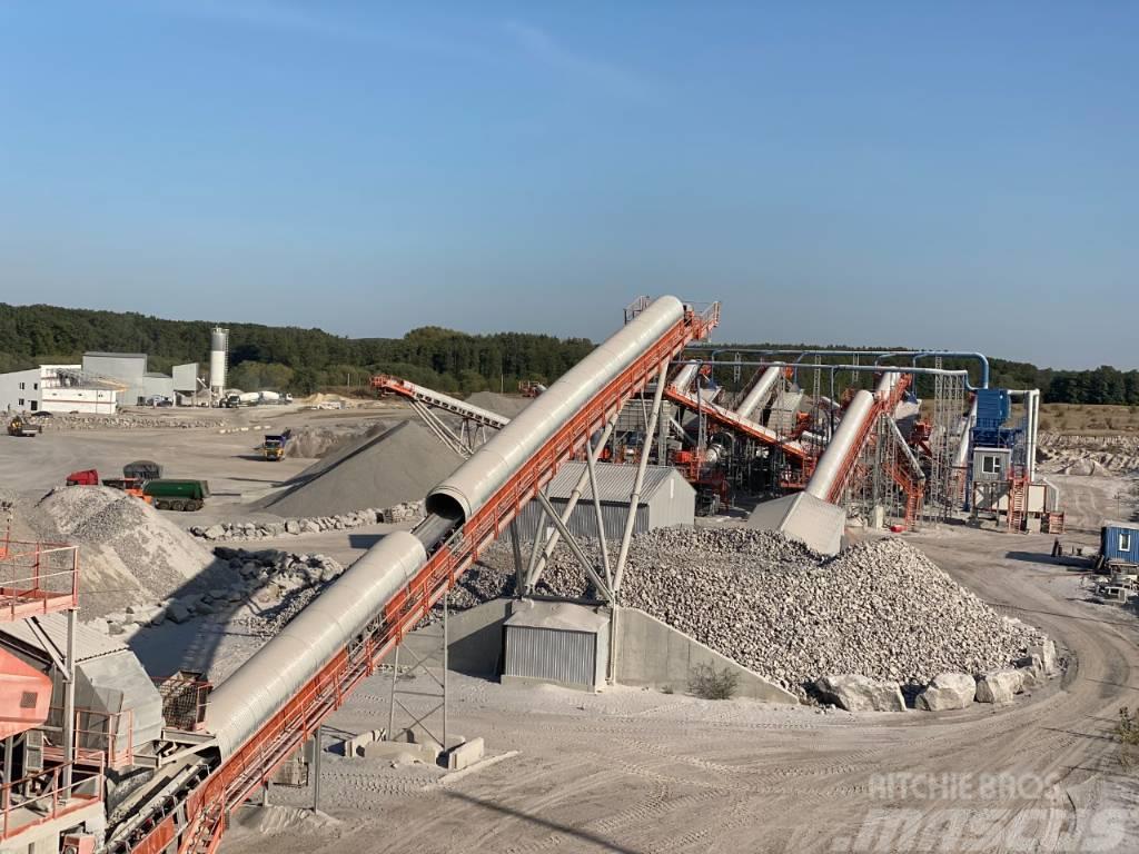 Smart Mining Crushers Plant