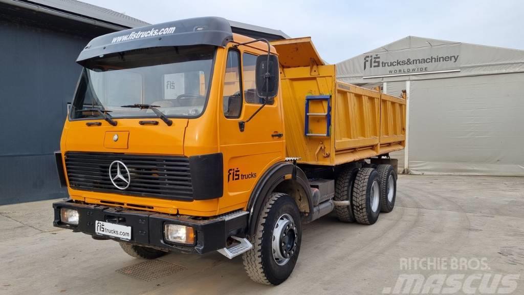 Mercedes-Benz 2628 K 6x4 meiller tipper