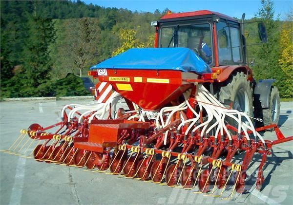 Agrosat Pneumatikus gabonavetőgép SPU 4 m Accord R