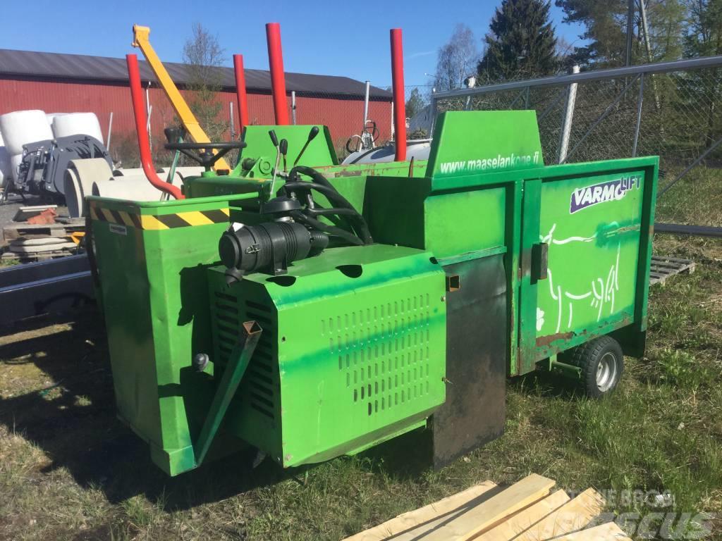 Varmolift Diesel 3-veto farmer