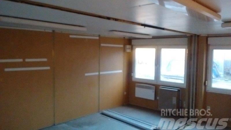 kontener container uk ad 2 kontener w duoanlage bauwagen gebraucht kaufen und verkaufen bei. Black Bedroom Furniture Sets. Home Design Ideas