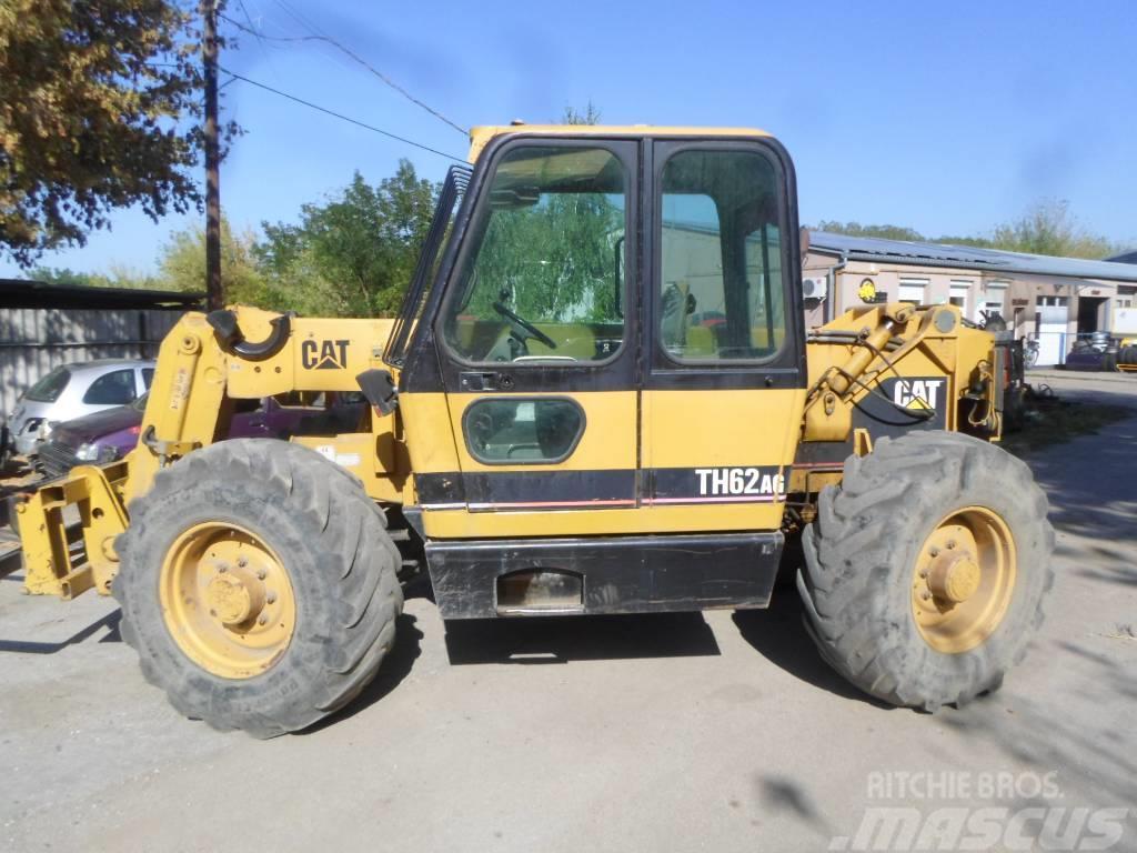 Caterpillar TH 62 sebességváltó