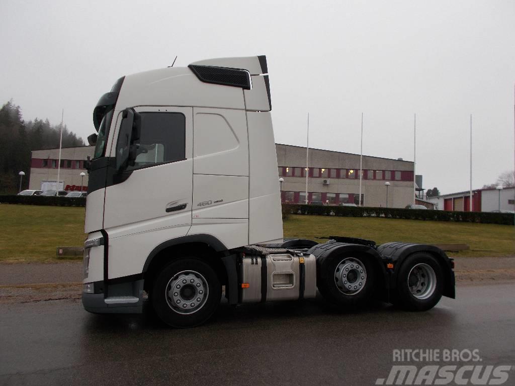 Volvo FH 460 6x2 Pucher -18
