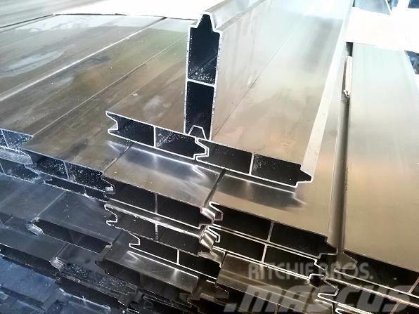 [Other] Алюминиевые и деревянные бортовые доски Обрешетки