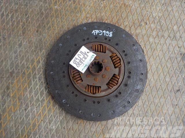 DAF XF105 Clutch plate 1685707
