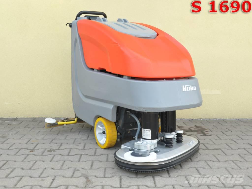 [Other] Scrubber dryer HAKO B90 CL