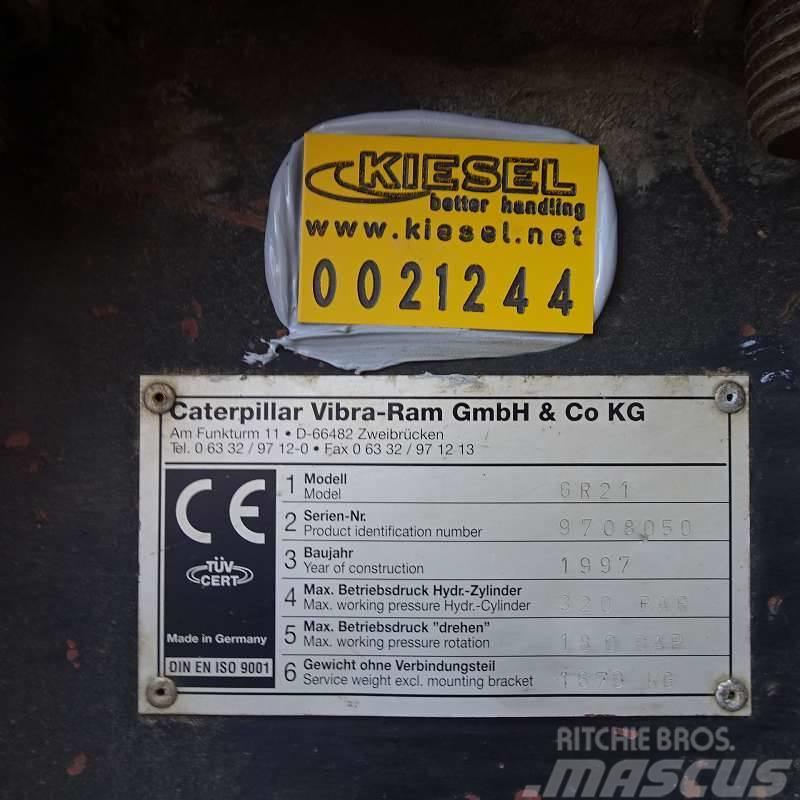 Caterpillar Abbruch und Sortiergreifer 1100MM GR21 SW40