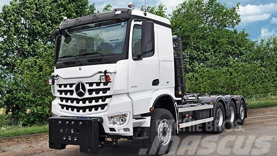 Mercedes-Benz Arocs 3251 L - Plogförberedd JOAB L24