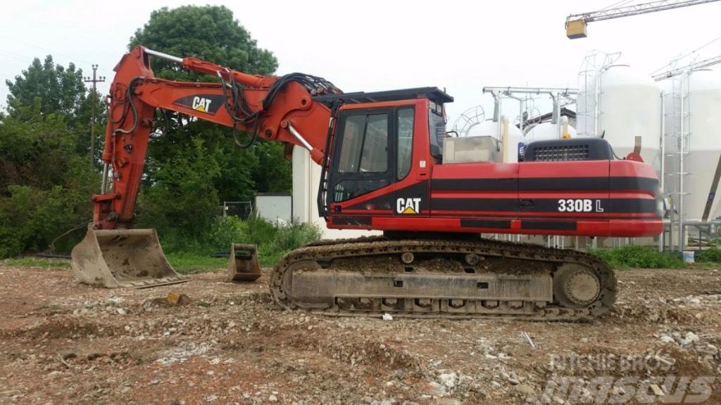 Caterpillar 330 B L LR 2001 Demolition Excavators