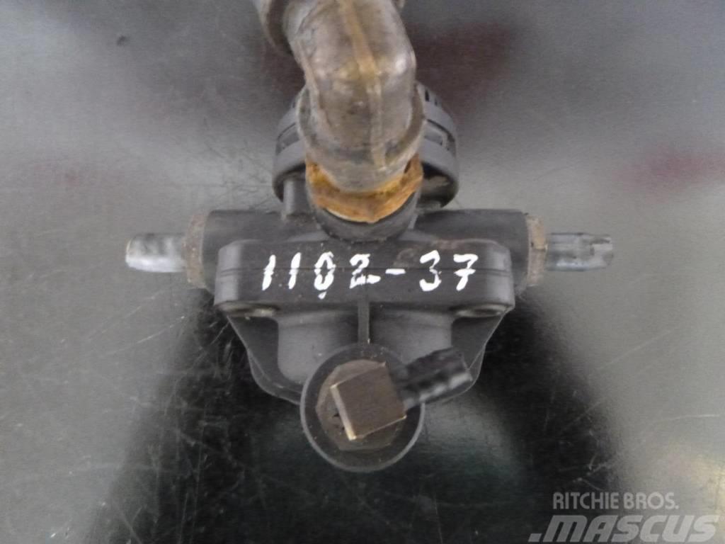 Volvo Emergency release valve 9730060030