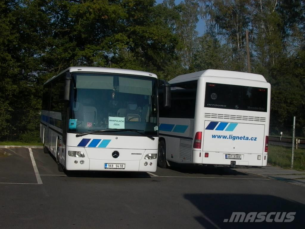 Used mercedes benz o 560 intouro coach year 2005 price for Mercedes benz coach