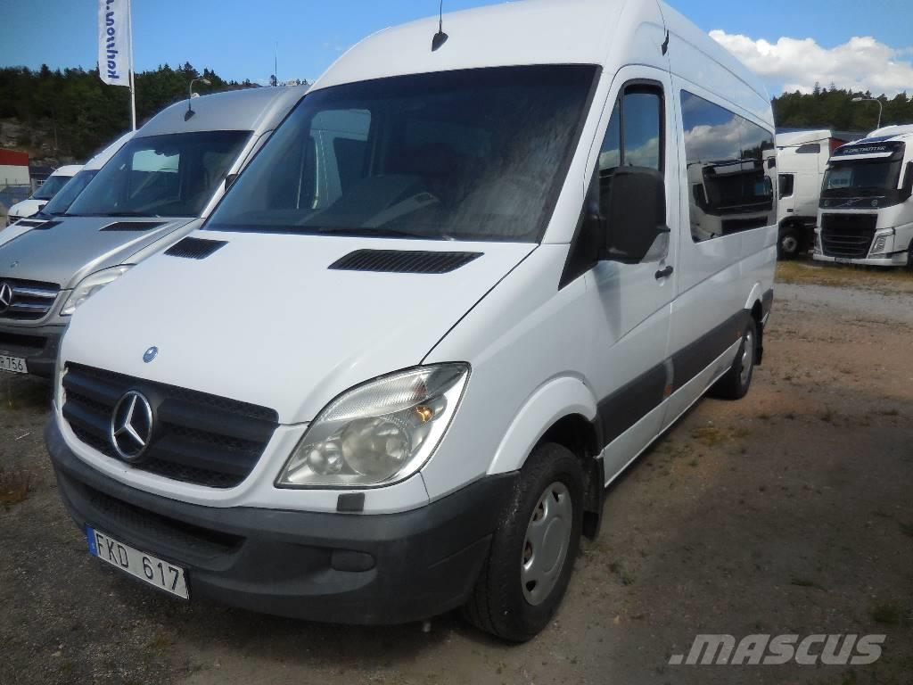 Mercedes benz 315 cdi 8 pass lift 09 cars year of mnftr for Mercedes benz 663