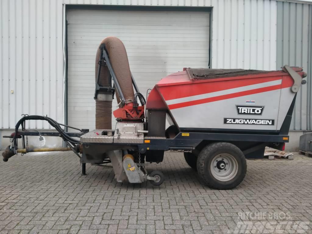 Trilo ZG450 Zuigwagen