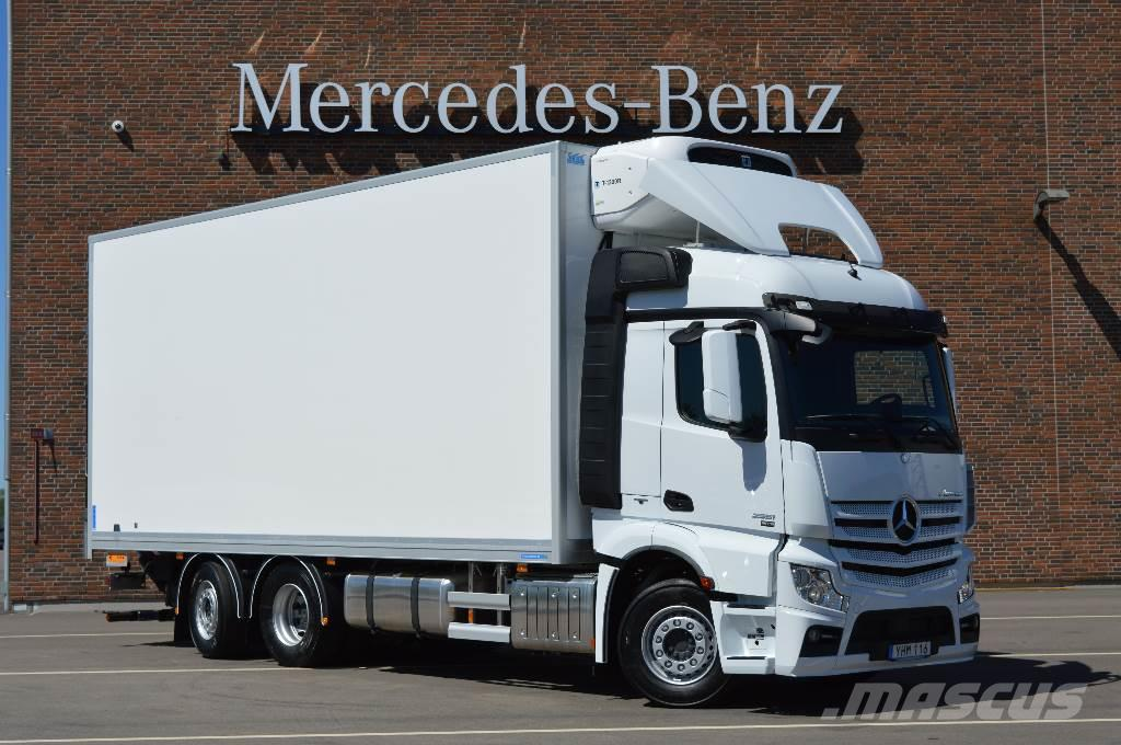 Mercedes-Benz Actros 2551 L VAK FRC