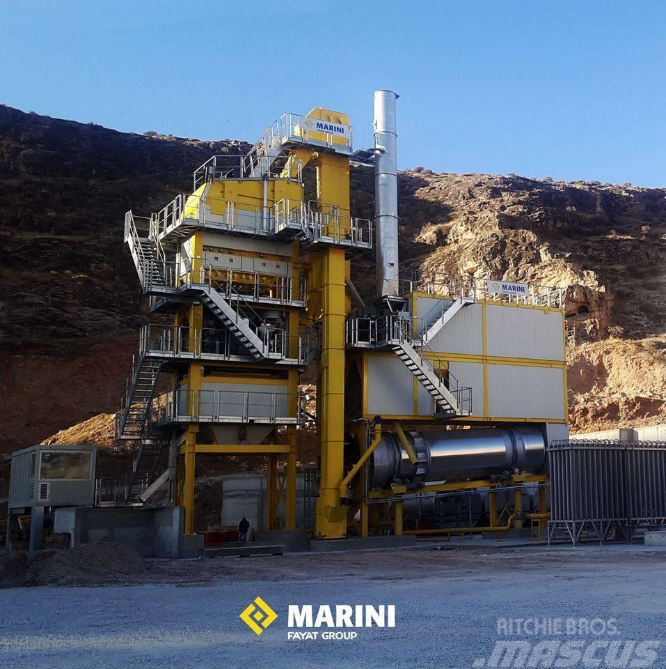 Marini Асфальтный завод TOP TOWER 3000P