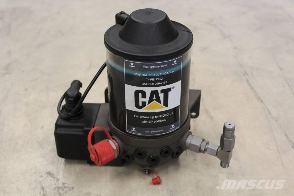 Caterpillar Lubrication Pump