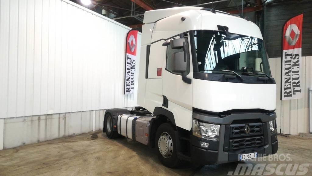 Renault Trucks T 480 13L VOITH 2018 GUARANTEE RENAULT TRUC