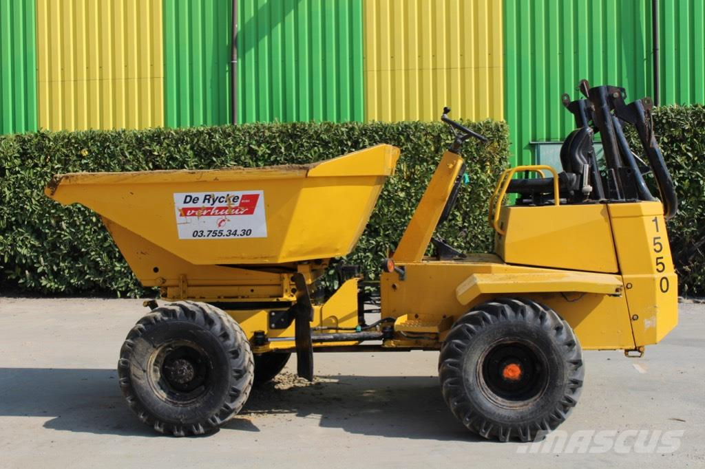 Thwaites 3000 4x4 High tip Swivel dumper