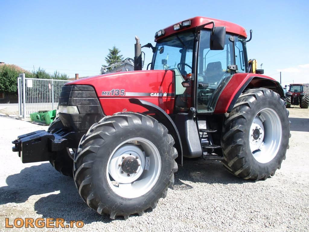 case mx 135 gebrauchte traktoren gebraucht kaufen und verkaufen bei cff7d049. Black Bedroom Furniture Sets. Home Design Ideas