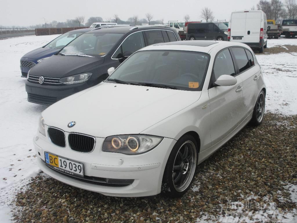 BMW 120 D AUT.