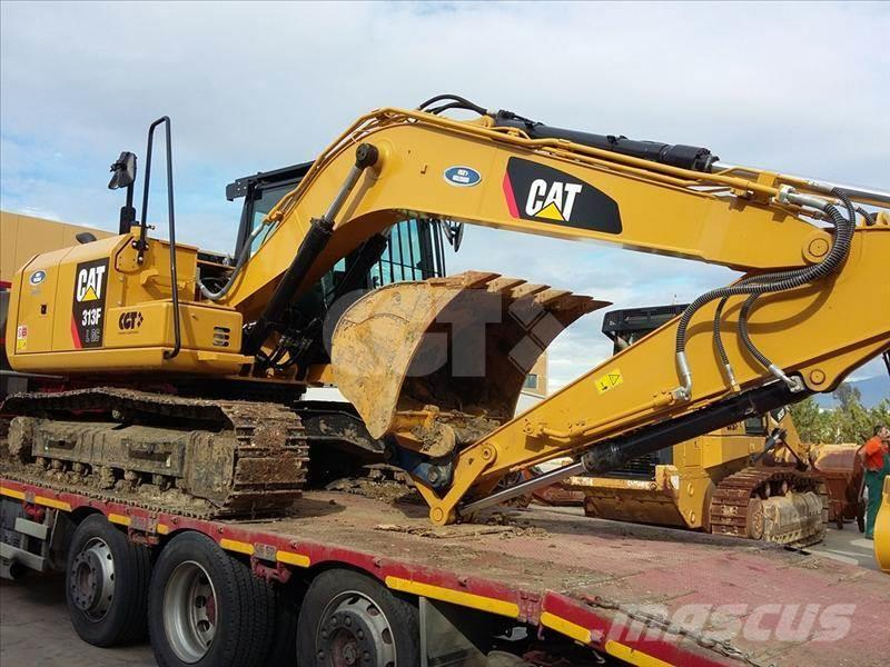 Caterpillar 313FGC