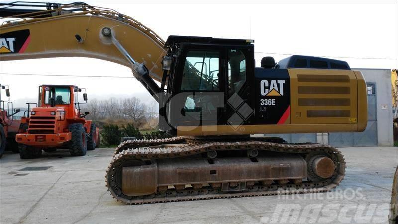 Caterpillar 336E