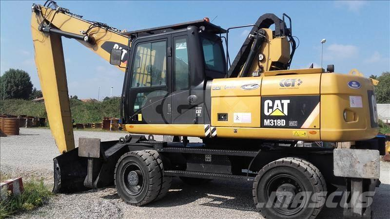 Caterpillar M318D MH
