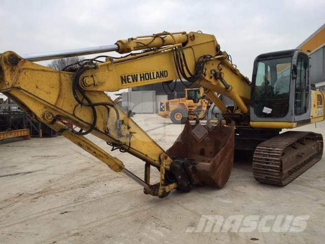 Fiat NEW HOLLAND NHE245