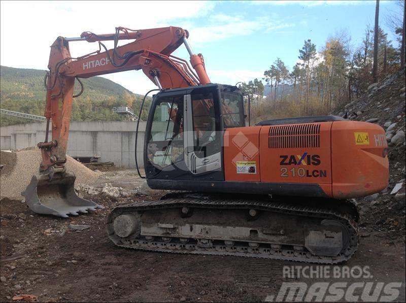Hitachi ZAXIS210