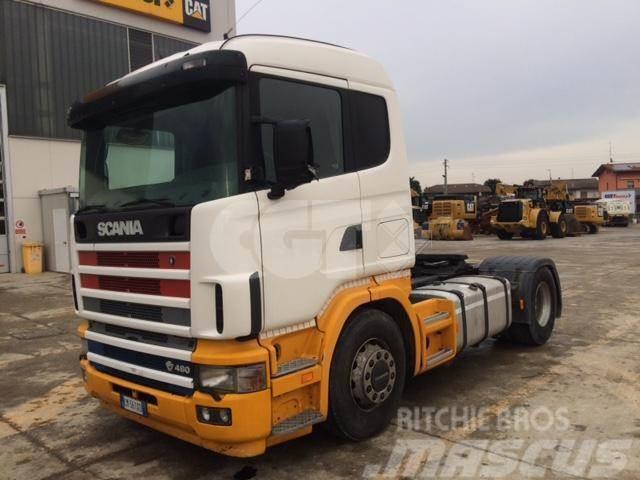 Scania CVR164