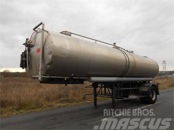 Maisonneuve CITERNE 1 essieu 24000 litres