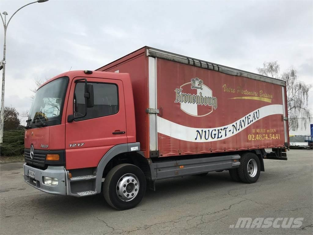 parts mercedes trucks la sale used truck fl engine for benz in