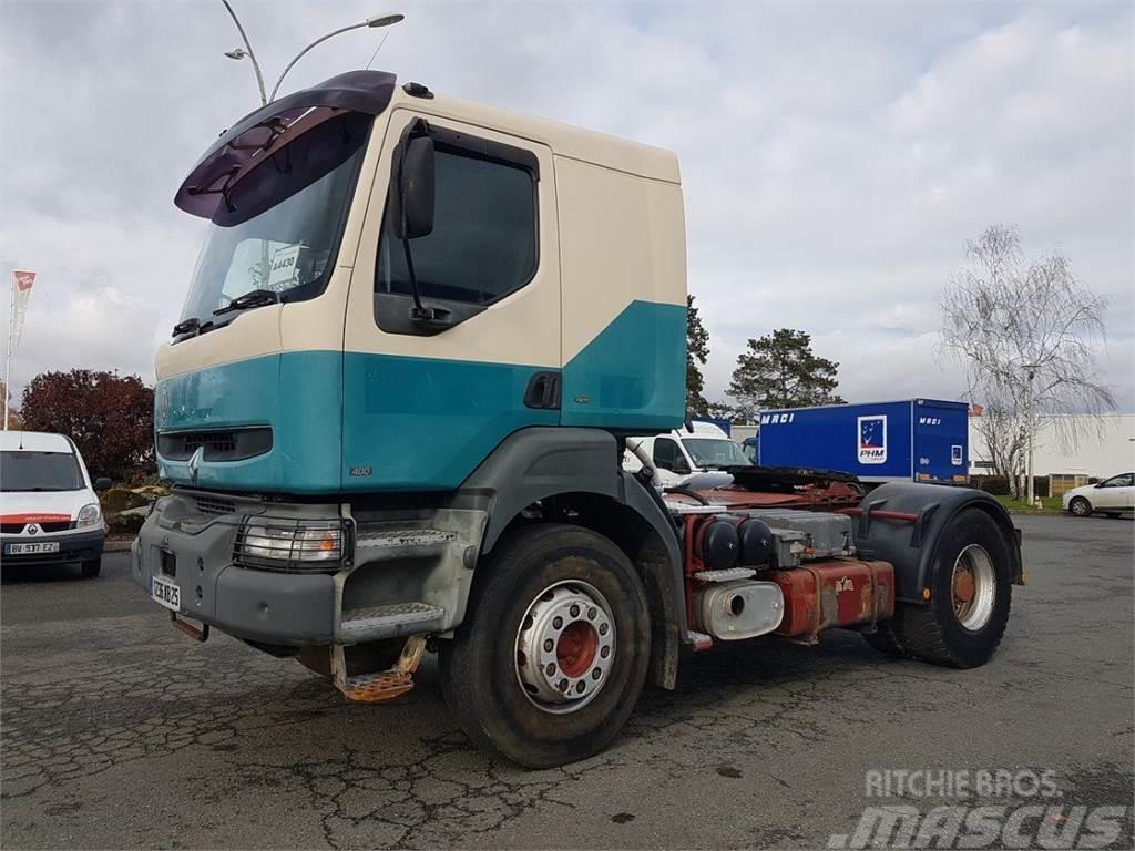 Renault Kerax 400.19 LAMES
