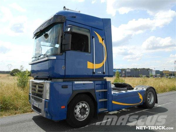 renault magnum occasion prix 16 700 tracteur routier renault magnum vendre mascus france. Black Bedroom Furniture Sets. Home Design Ideas