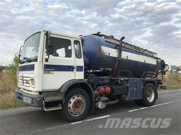 Used renault midliner s170 14 ti other trucks price for Garage ad chateau renault
