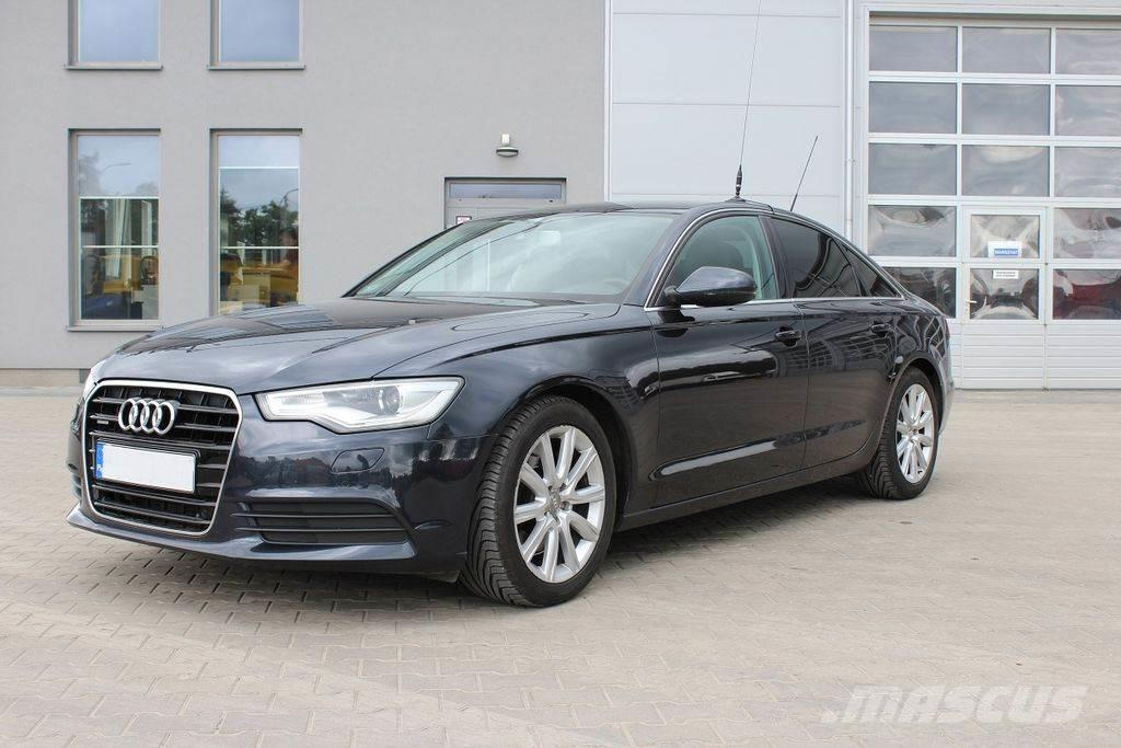 used audi a6 3 0 tdi quattro s tronic other year 2011. Black Bedroom Furniture Sets. Home Design Ideas