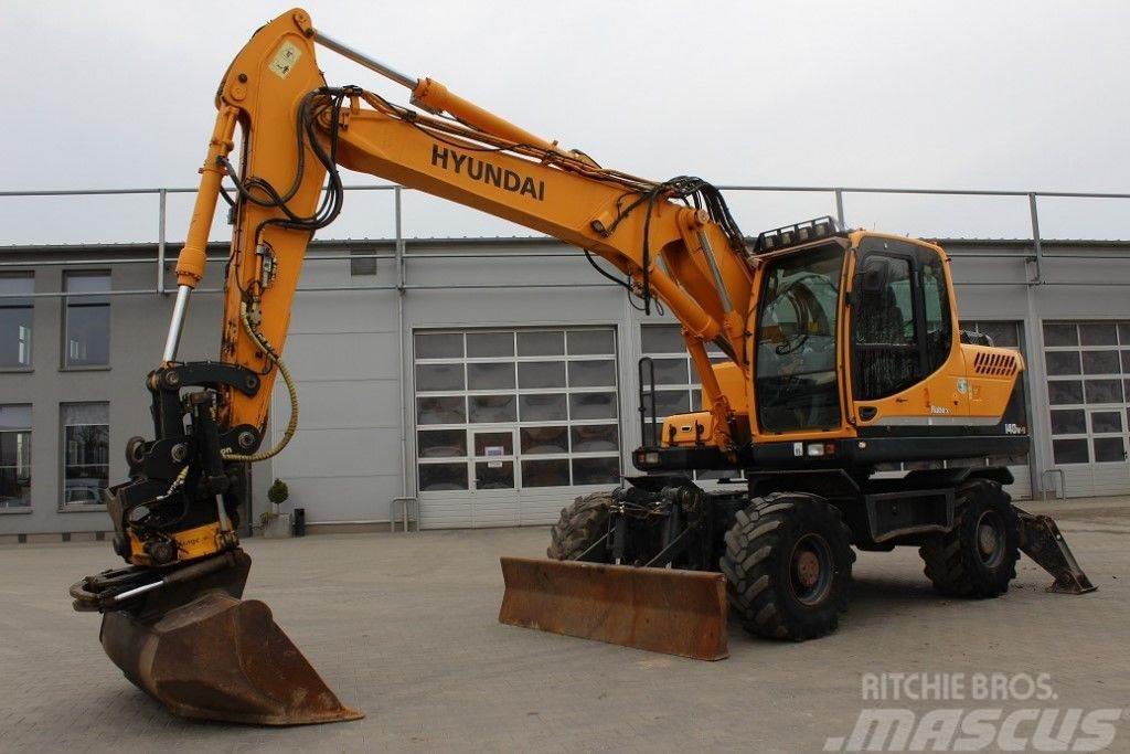 Hyundai Robex 140W-9