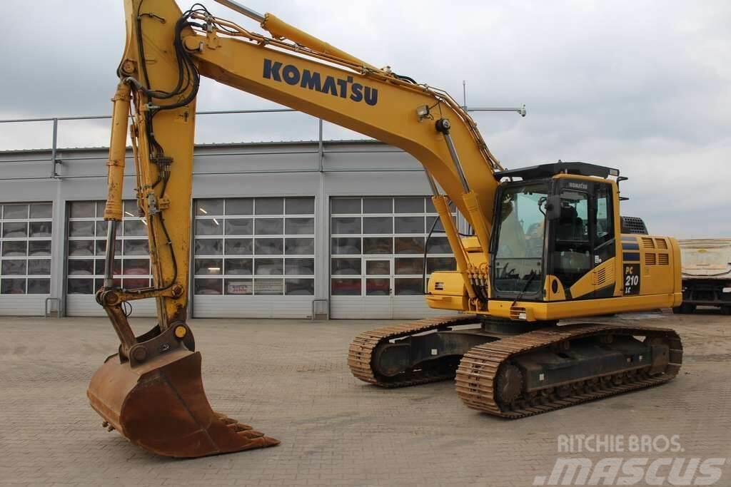 Komatsu PC210LC-10