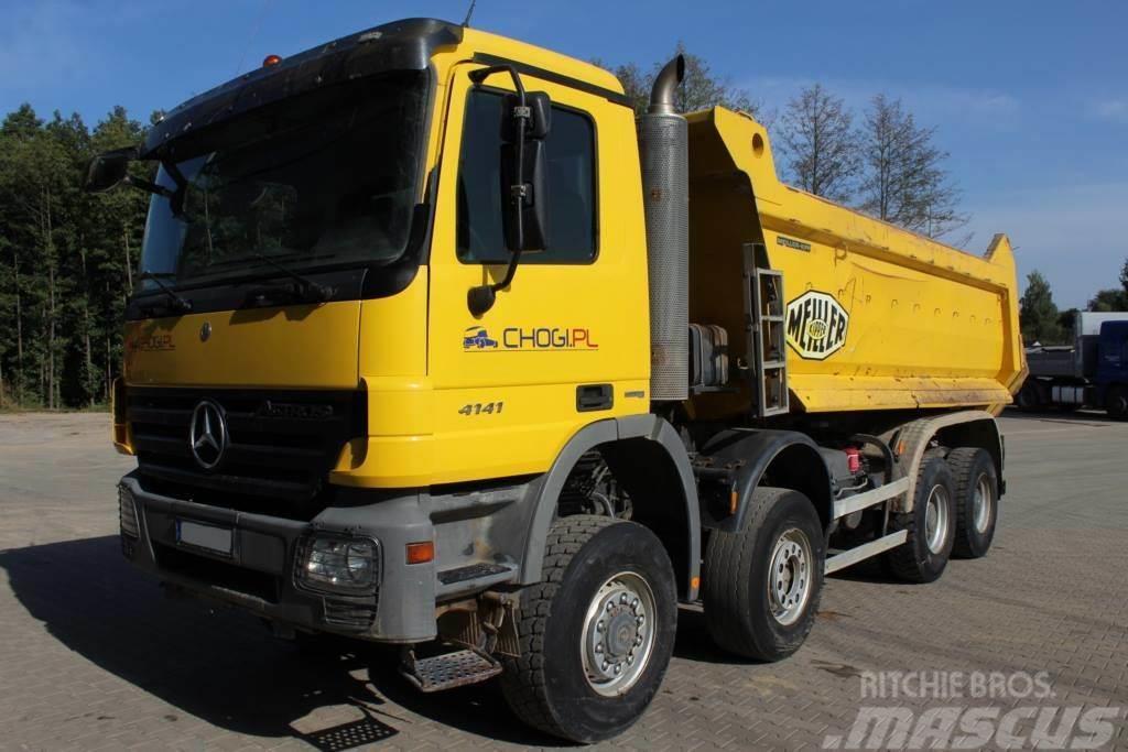 Mercedes-Benz Actros 4141K 8x6