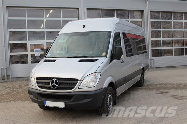 Mercedes benz sprinter 316 cdi bus 2011 r ksi yno for Mercedes benz junk yards miami