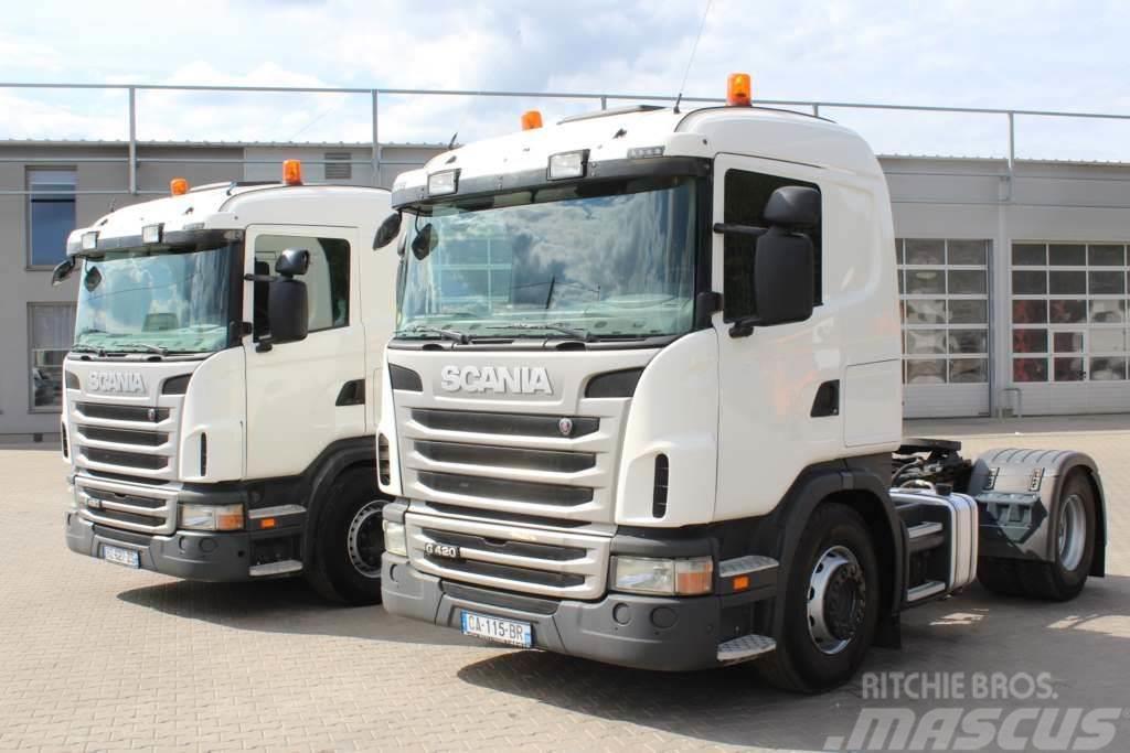 Scania G420 4x2 Euro 5 - 2 units