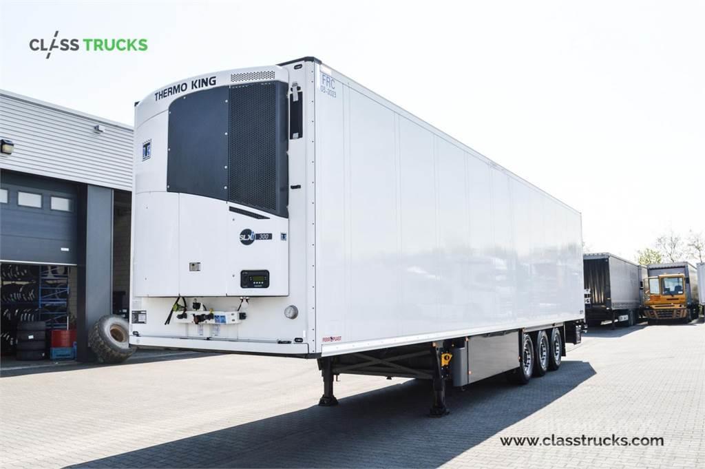 Schmitz Cargobull SKO24/L - FP 45 ThermoKing SLXi300 DoubleDeck